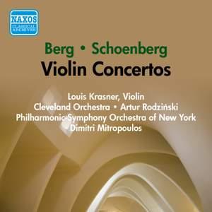 Berg & Schoenberg: Violin Concertos