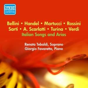 Vocal Recital: Italian Songs and Arias