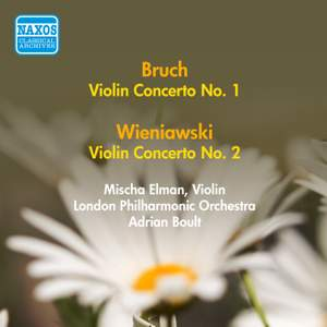 Bruch & Wieniawski: Violin Concertos