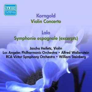 Korngold: Violin Concerto