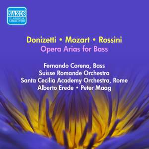 Opera Arias for Bass