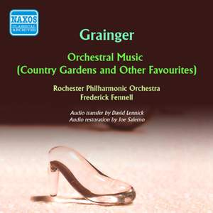 Grainger: Country Gardens and Other Favourites