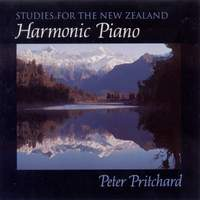 Pritchard, Peter: Studies for the New Zealand Harmonic Piano