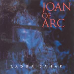 SAHAR, Radha: Joan of Arc Product Image