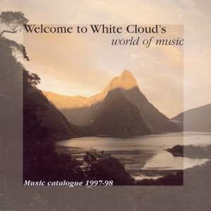 Welcome to White Cloud's World of Music Product Image