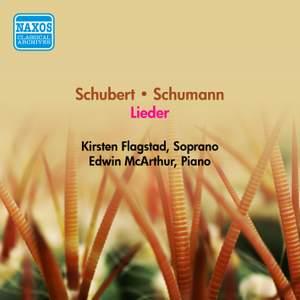 Schubert & Schumann Lieder