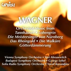 Wagner: Orchestral Music from Operas Product Image