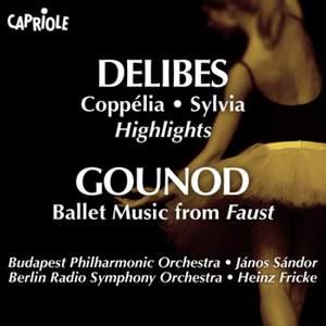 Delibes & Gounod: Ballet Music