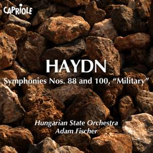 Haydn: Symphonies Nos. 88 and 100, 'Military' Product Image