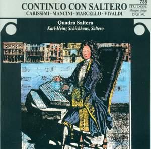 Vivaldi: Cantatas, Marcello, Mancini: Recorder Sonatas Product Image