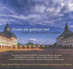 Music at the Court of Gotha