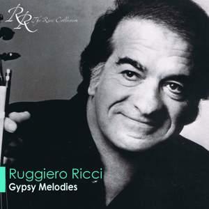 Violin Recital: Ruggiero Ricci - Gypsy Melodies