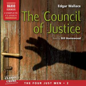 The Council of Justice (Unabridged) Product Image