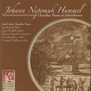 Hummel: Chamber Music at Schonbrunn