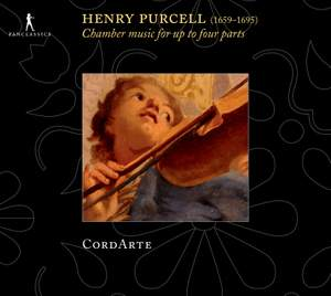 Purcell: Chamber Music for up to four parts