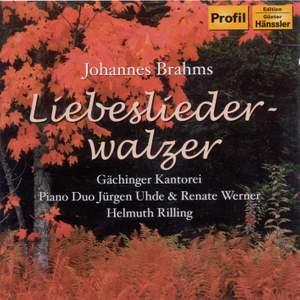 Brahms: Liebeslieder Waltzes Op. 52 & Neue Liebeslieder Waltzes Op. 65