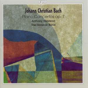 JC Bach: 6 Keyboard Concertos, Op. 7 Product Image