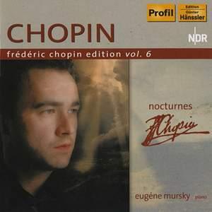 Frédéric Chopin Edition Volume 6 - Nocturnes
