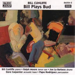 CUNLIFFE, Bill: Bill Plays Bud Product Image