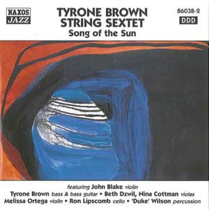 Tyrone Brown String Sextet: Song of the Sun