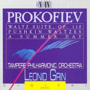 Prokofiev: Waltz Suite, Pushkin Waltzes & Summer Day