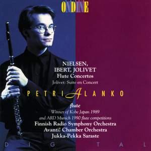Nielsen, Ibert & Jolivet: Flute Concertos