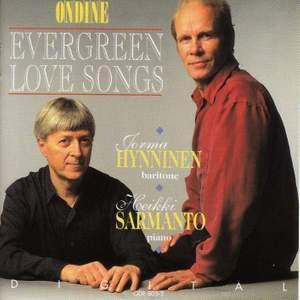 Vocal Recital: Hynninen, Jorma (Evergreen Love Songs)