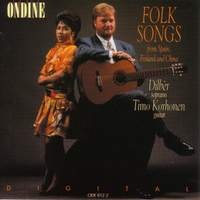 Vocal Recital: Dilber - Folksongs from Spain, Finland and China