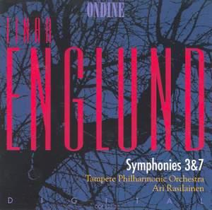 Englund: Symphonies Nos. 3 and 7 (Rasilainen)