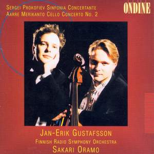 Prokofiev: Symphony-Concerto in E minor & Merikanto: Cello Concerto No. 2
