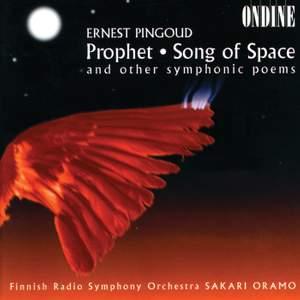 Pingoud: Profeetta / Le Chant De L'Espace / Chantecler / Flambeaux Eteints / Diableries Galantes