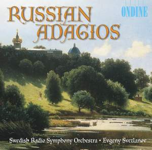 Orchestral Music (Russian) - KHACHATURIAN, A.I. / PROKOFIEV,S. / GLAZUNOV, A.K. / TCHAIKOVSKY, P.I. (Russian Adagios)