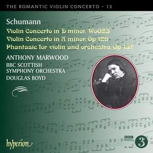 The Romantic Violin Concerto 13 - Schumann Product Image