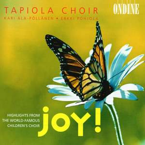 Choral Concert: Tapiola Choir - MERIKANTO, O. / SIBELIUS, J. / PACIUS, F. / TORMIS, V. / MELLNAS, A. / SALLINEN, A. / JALKANEN, P. / HANNIKAINEN, P. Product Image