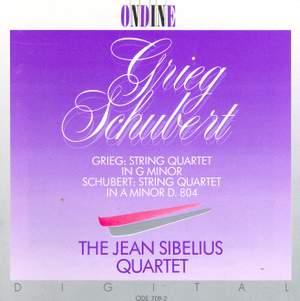 Grieg & Schubert: String Quartets