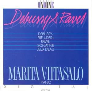 Debussy: Preludes, Book 1 & Ravel: Sonatine