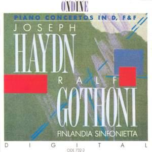 Haydn: Piano Concertos