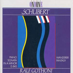 Schubert: Piano Sonata No. 16 & Fantasie in C major