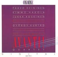 Heininen, Hakola, Kurtag & Koskinen: String Quartets