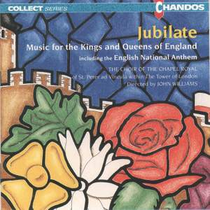 Jubilate - Music for the Kings and Queens of England Product Image