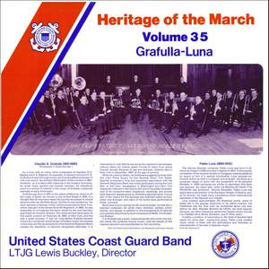 Heritage of the March, Vol. 35: The Music of Grafulla and Luna