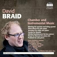 David Braid: Chamber & Instrumental