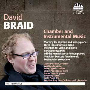 David Braid: Chamber & Instrumental