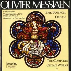 Messiaen: Complete Organ Works, Vol. 2