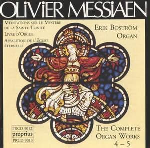 Messiaen: Complete Organ Works, Vol. 4-5