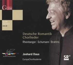 Deutsche Romantik Chorlieder