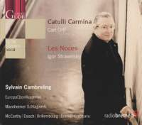 Sylvain Cambreling conducts Orff & Stravinsky
