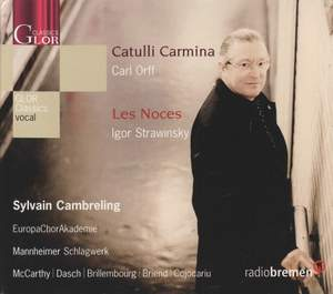 Sylvain Cambreling conducts Orff & Stravinsky Product Image