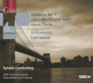 Dvorak: Symphony No. 9 Product Image