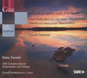 Debussy: Prelude a l'apres-midi d'un faune